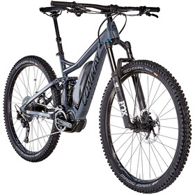 Conway eWME 629 E-MTB fullsuspension grå